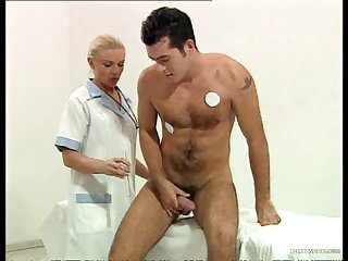 Big Cock Gets A Check Up Form Nurse Babes